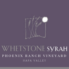 2012 Syrah, 'Phoenix Ranch', Napa Valley