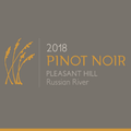 2018 Pinot Noir, 'Pleasant Hill', Russian River Magnum